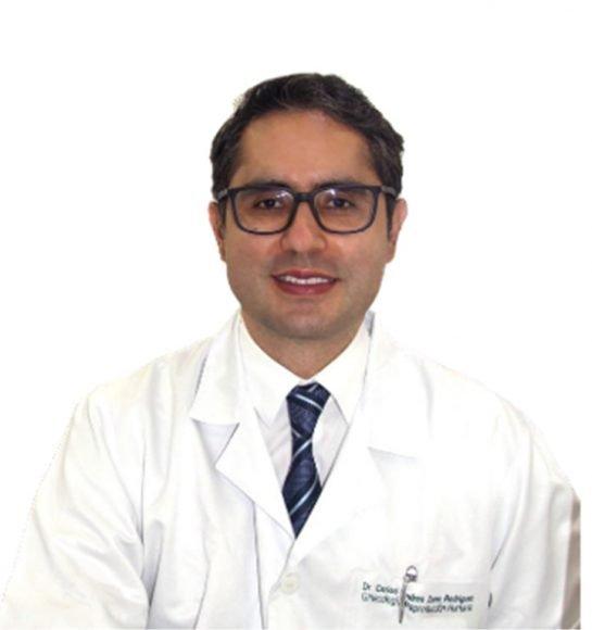 Dr. Carlos Andrés Zorro Rodríguez