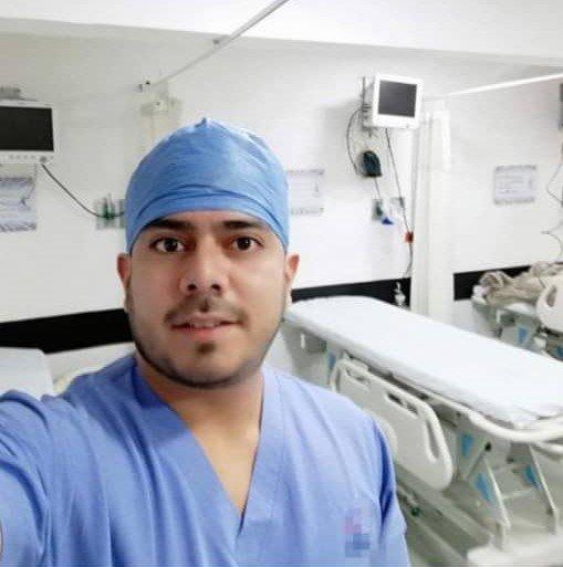 Dr. Cristian Fernando García Ramírez