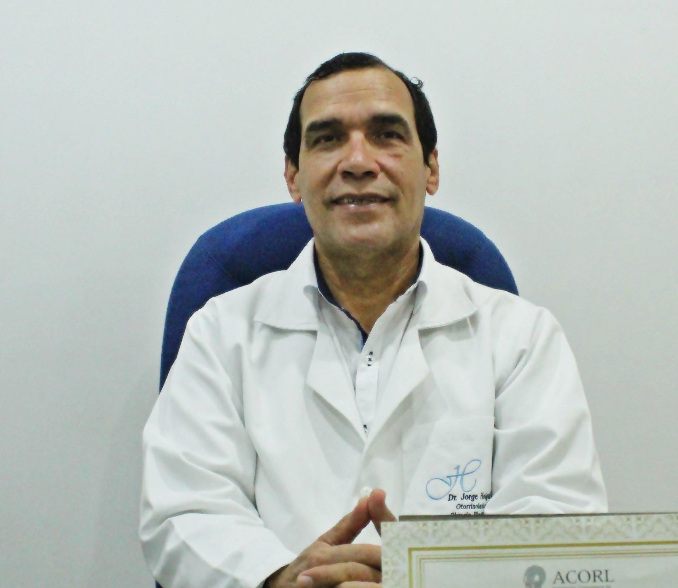 Dr. Jorge Alirio Holguin Ruíz