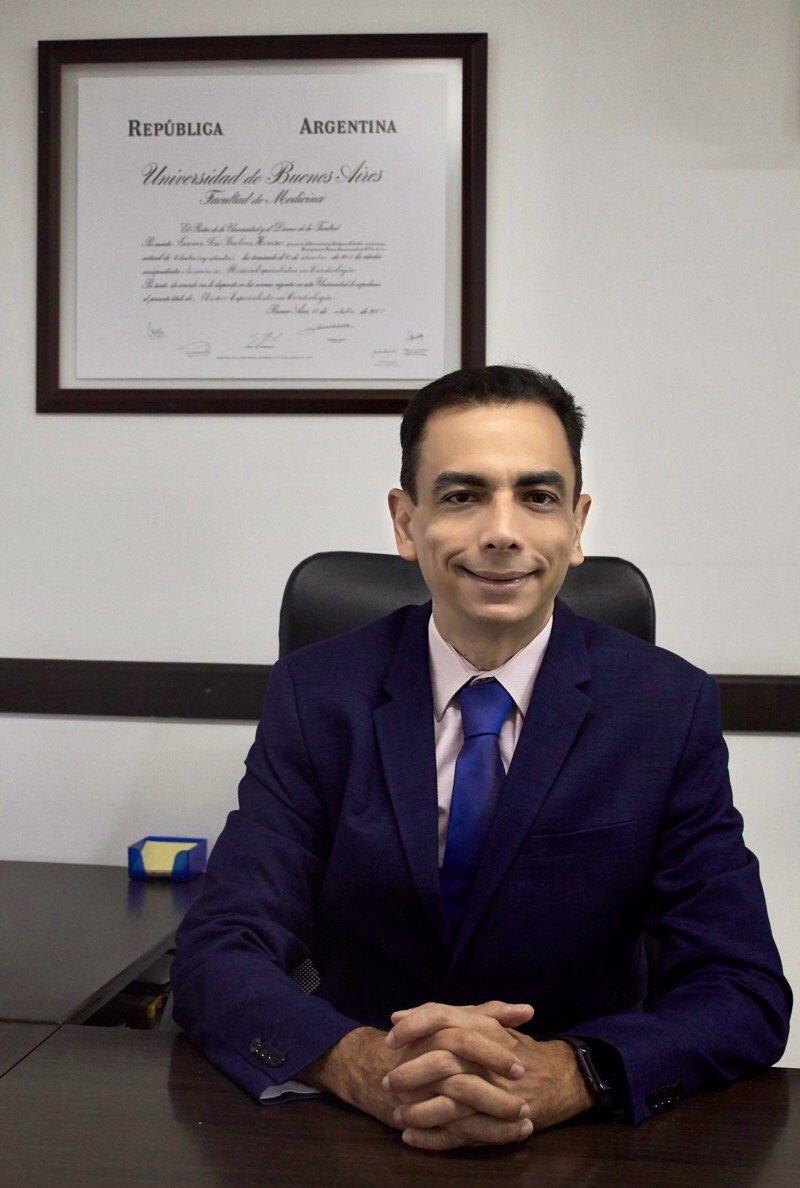 Dr. Jannes José Buelvas Herazo