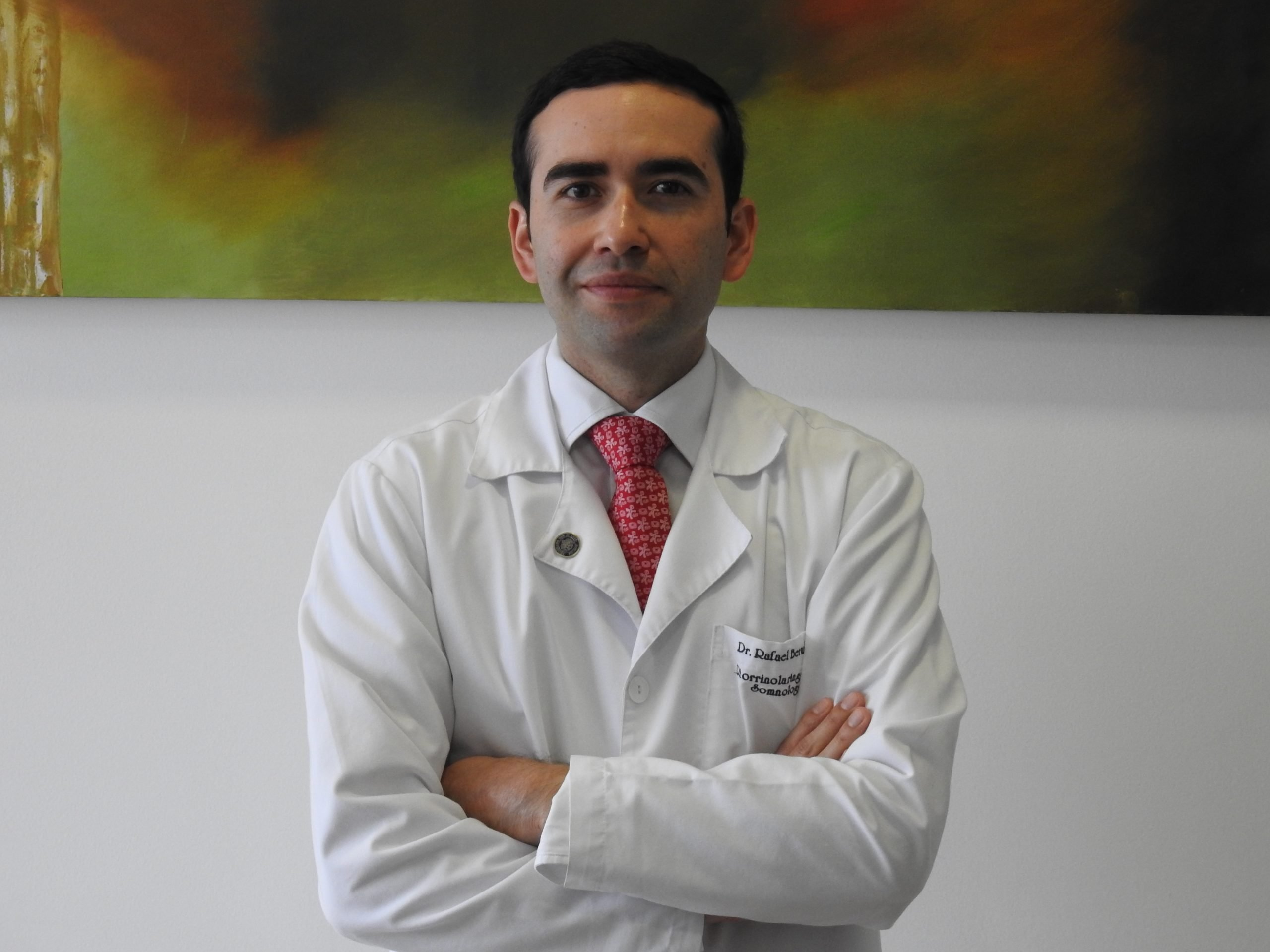 Dr. Rafael Bernal Bermúdez