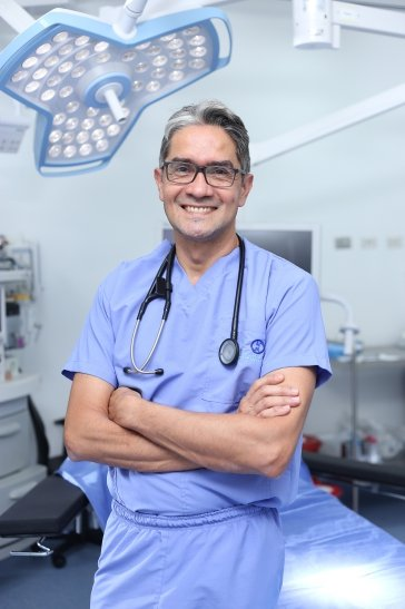 Dr. Leonardo Enrique Carrascal Jacome