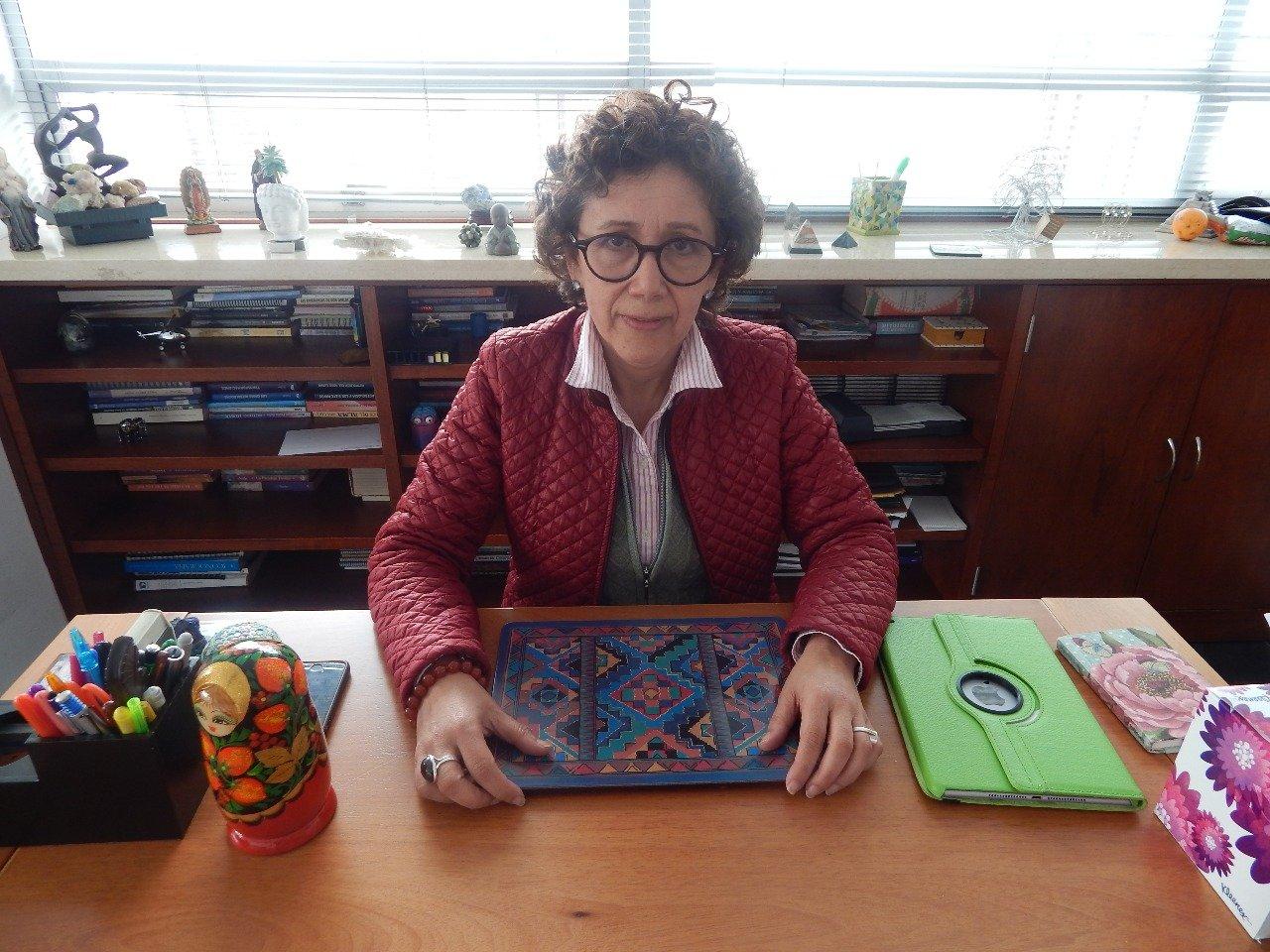 Dra. Eugenia Gabriela Guerrero Mateus