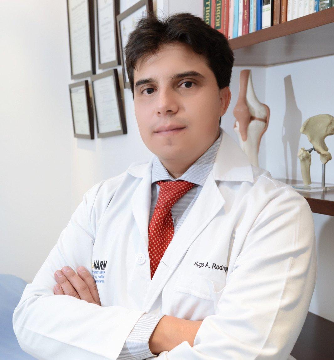 Dr. Hugo Armando Rodríguez Moreno