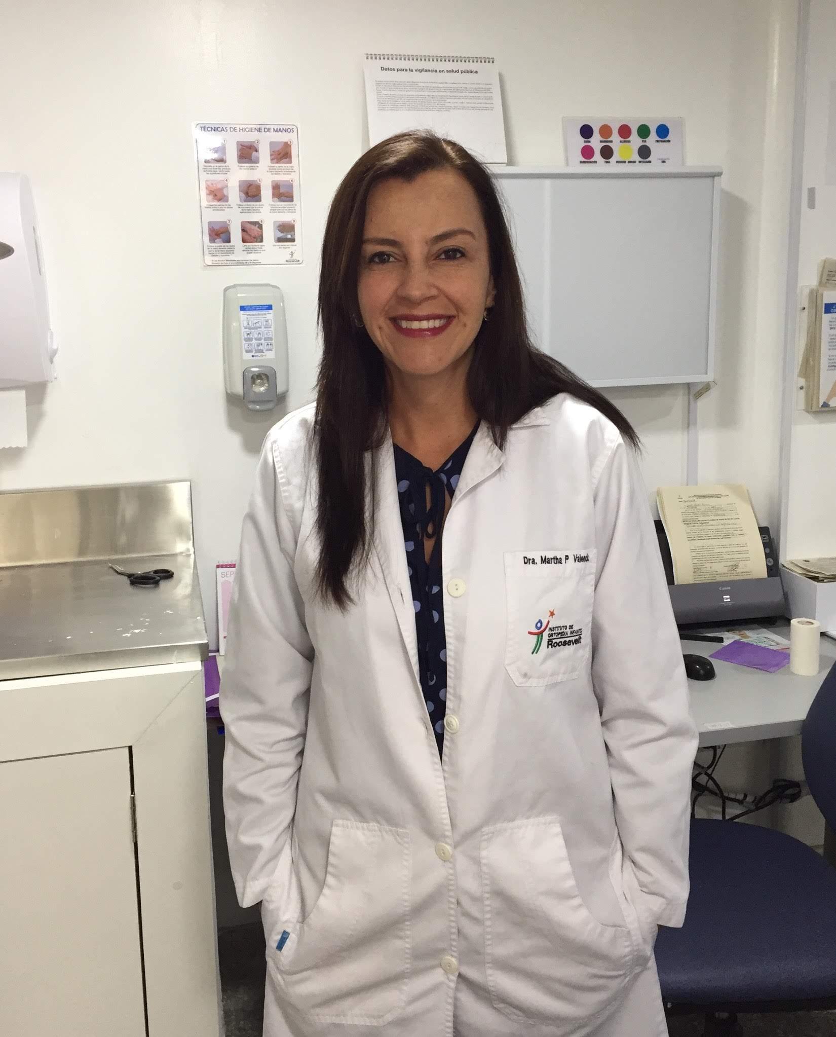 Dra. Martha Patricia Valencia Chamorro