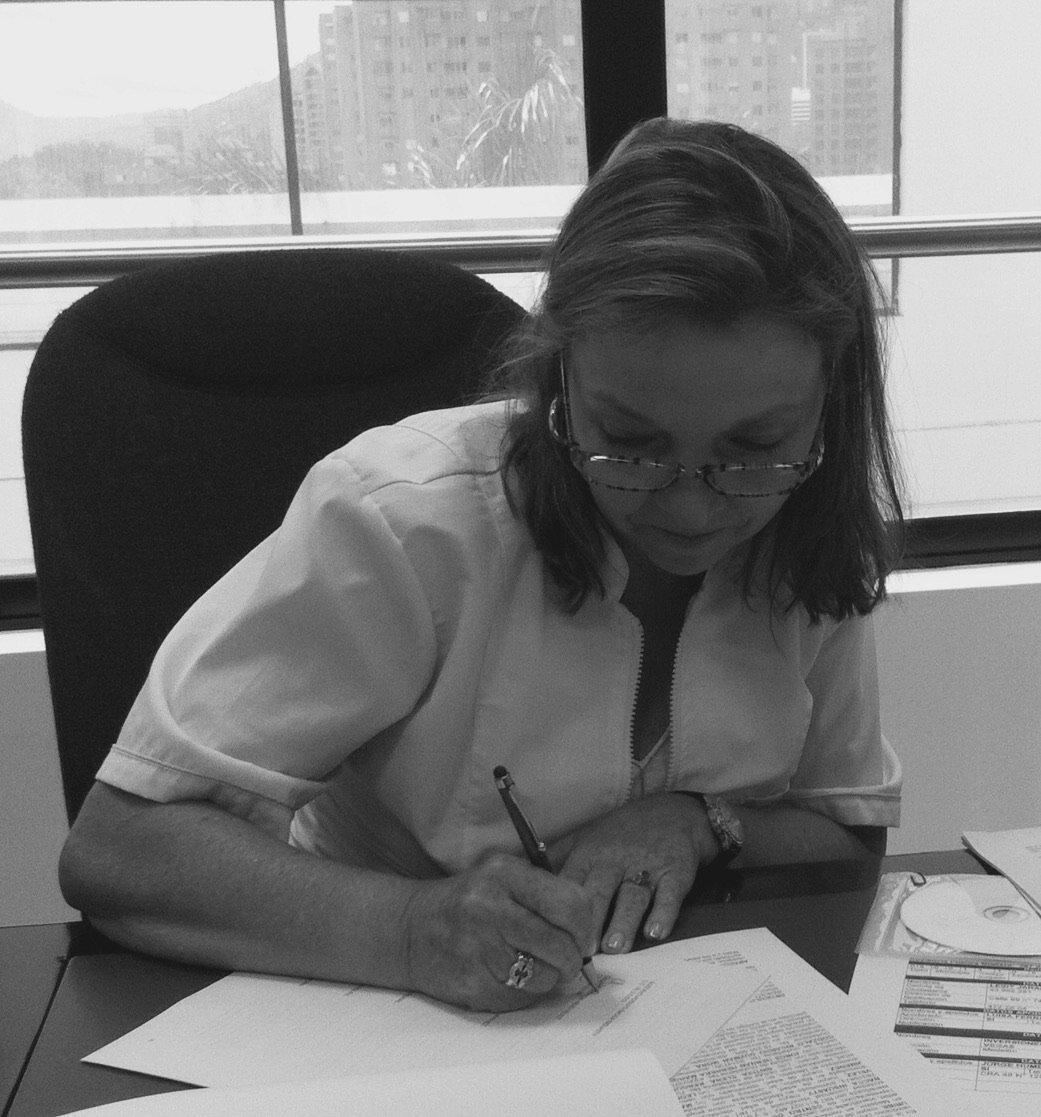 Dra. Gloria Patricia Abad Velez