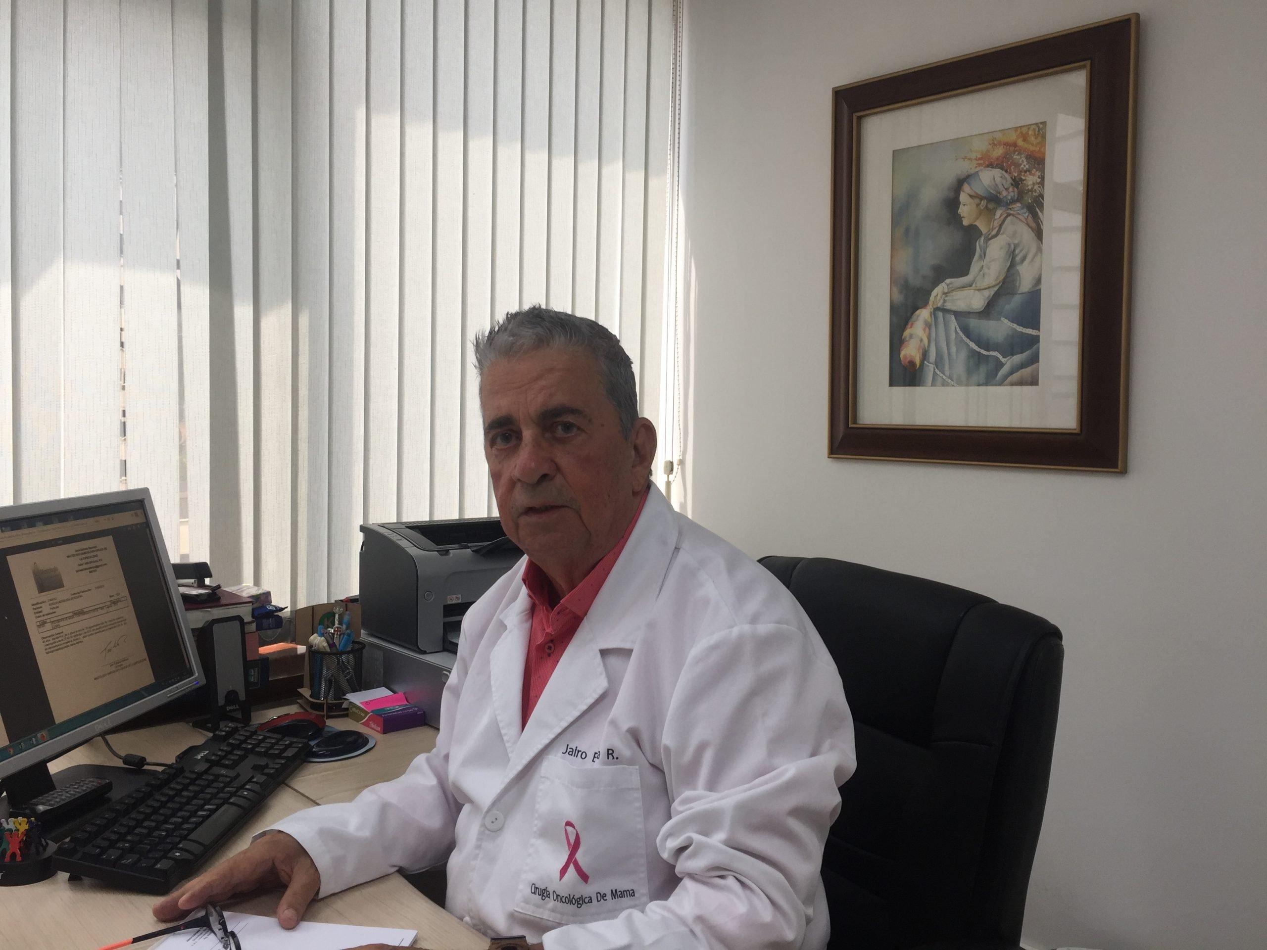 Dr. Jairo de Jesús Estrada Restrepo