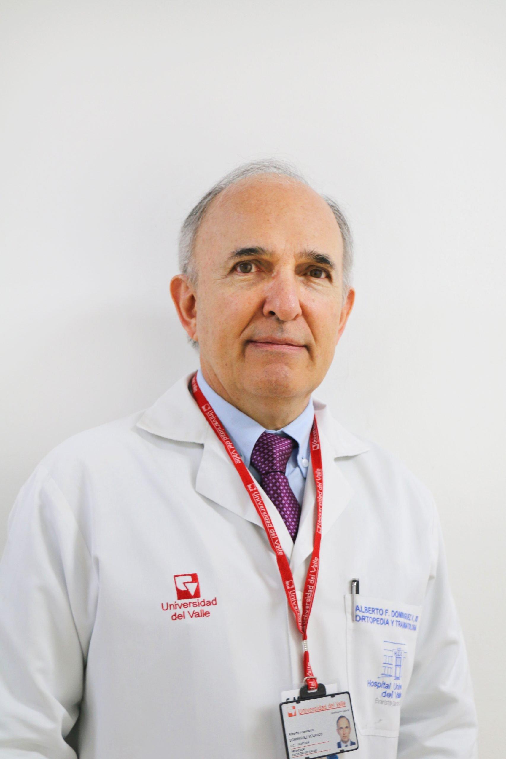 Dr. Alberto Francisco Dominguez Velasco