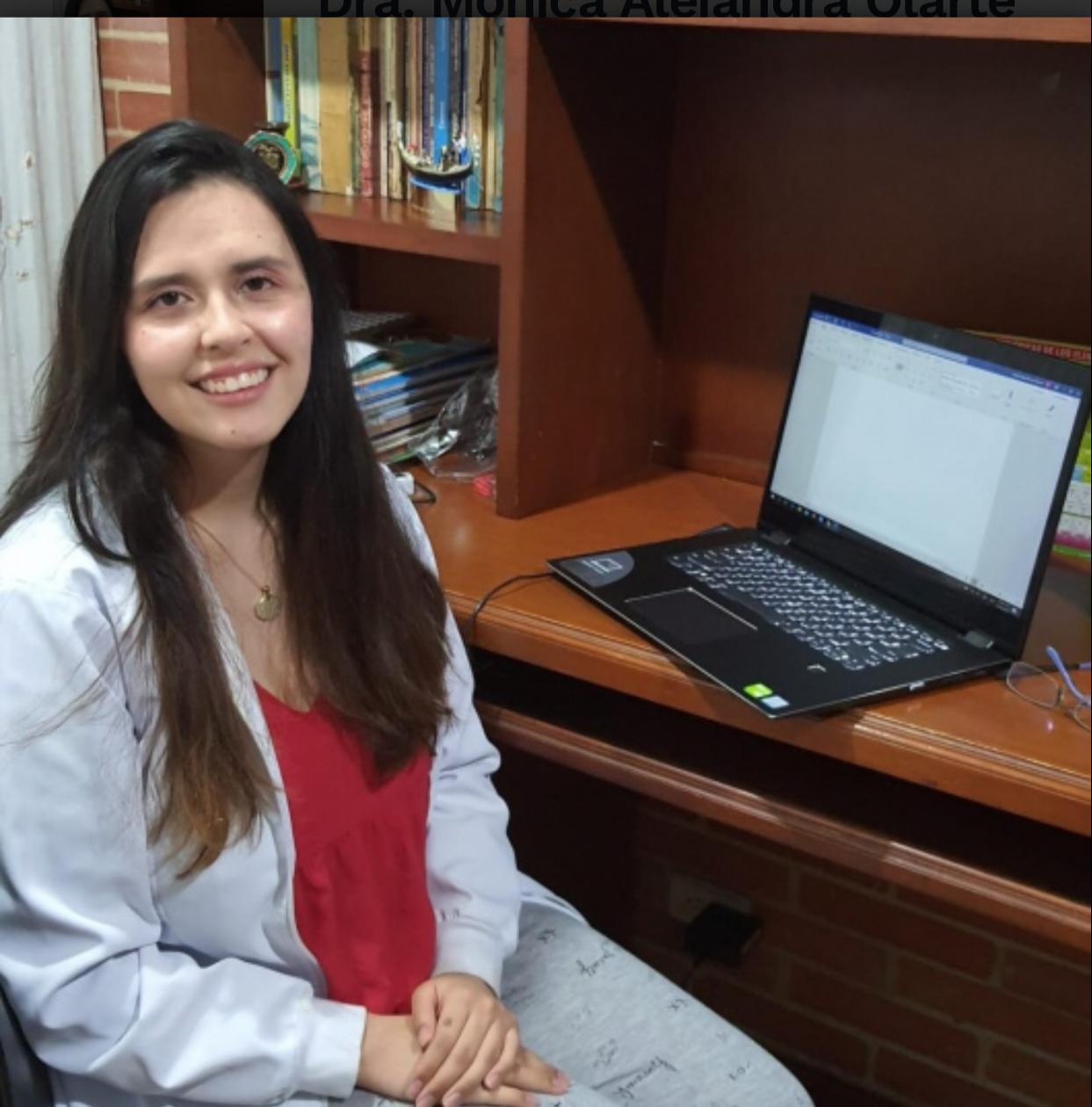 Dra. Monica Alejandra Olarte Bernal
