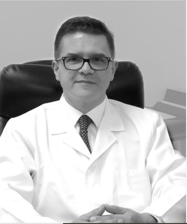 Dr. Carlos Gustavo Rueda Villegas