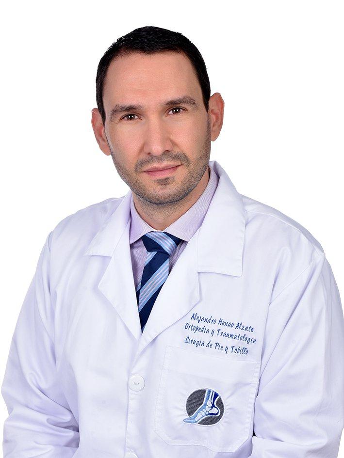 Dr. Alejandro Henao Alzate