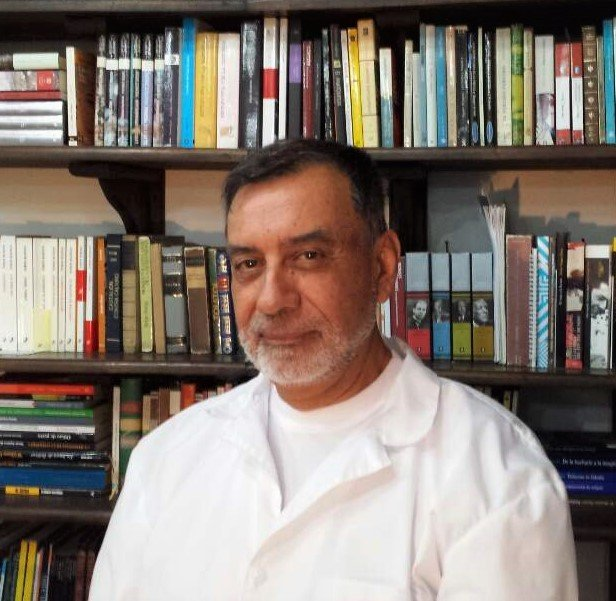 Dr. Rafael Patrocinio Alarcón Velandia