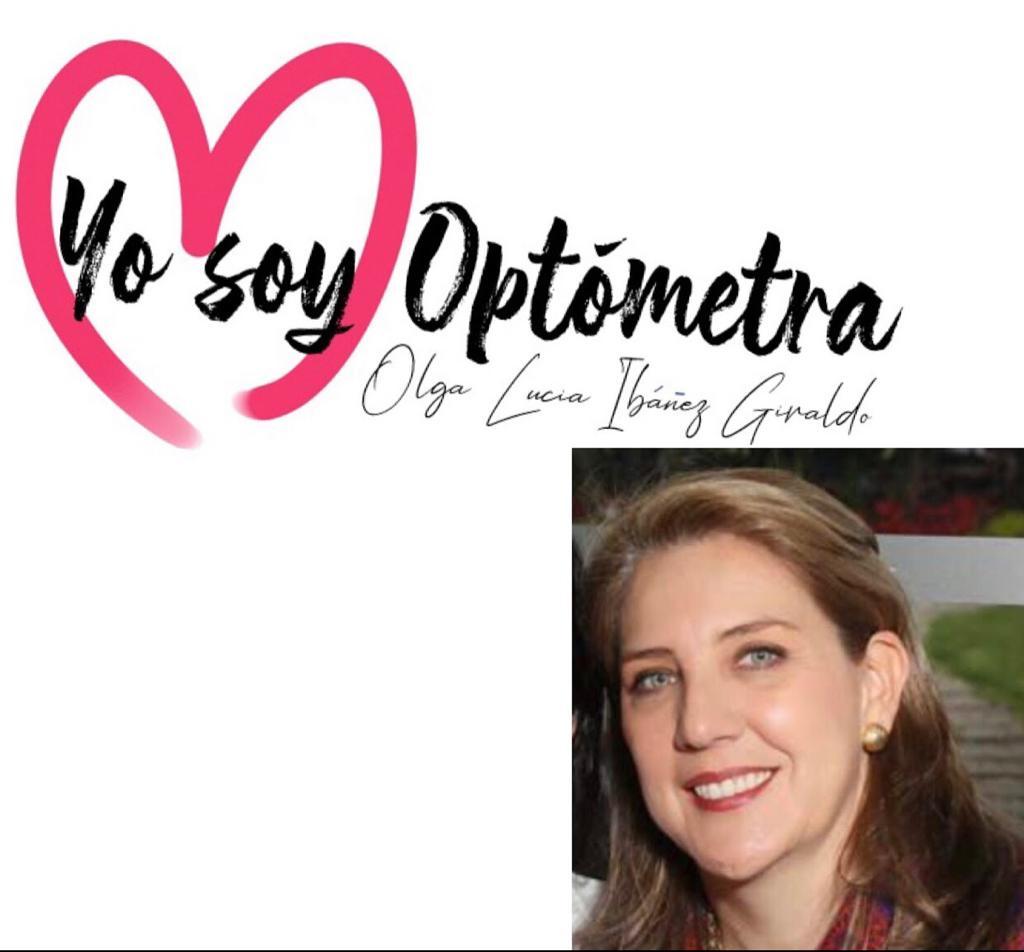 Dra. Olga Lucia Ibáñez Giraldo Optometra